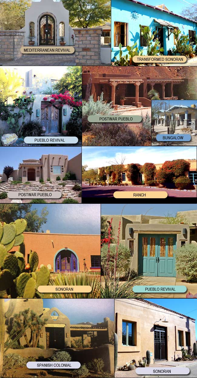 tucson 39 s architectural styles mvp consulting group llc